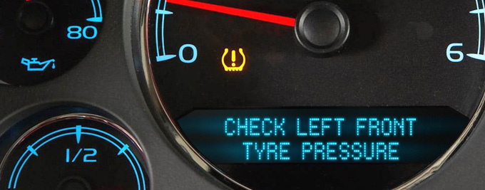 TPMS is fitted on all new cars