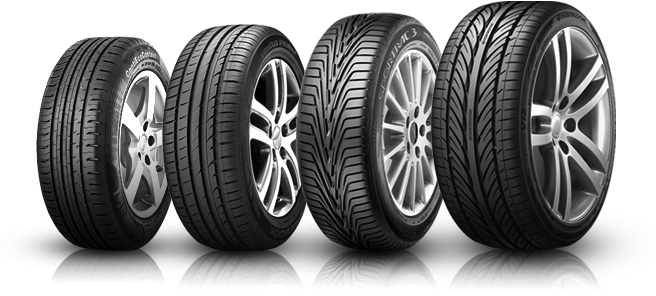 Vintage Sports Car Racing Tires