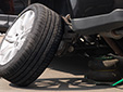 Book a FREE wheel alignment check at your local Dexel Tyre & Auto Centre branch