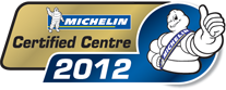 Dexel Tyre & Auto Centre commercial branches have been accredited as Michelin Certified Centres